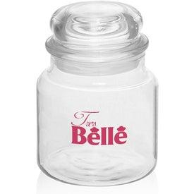 ARC Colonial Glass Candy Jar (16 Oz.)