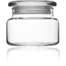 ARC Flat Lid Colonial Storage Jar (8 Oz.)