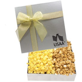 Chairman Caramel and Butter Popcorn Gift Box