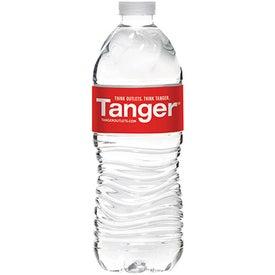 Customizable Bottled Water (16.9 Oz.)