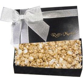 Executive Caramel Popcorn Gift Box