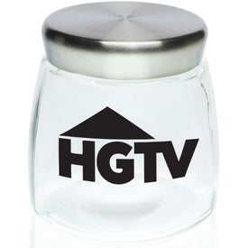 Glass Candy Jar (32 Oz.)