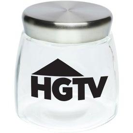 Glass Candy Jar (32 Oz.)