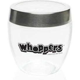 Glass Candy Station Jar (27 Oz.)