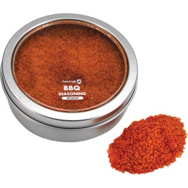Gourmet BBQ Seasoning Tins