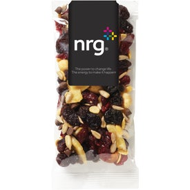 Healthy Snack Pack with Energy Trail Mix