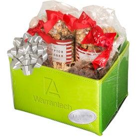 Popcorn and Pretzels Gift Set