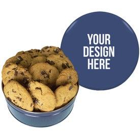 Royal Treats Tin (Gourmet Cookies or Brownies)