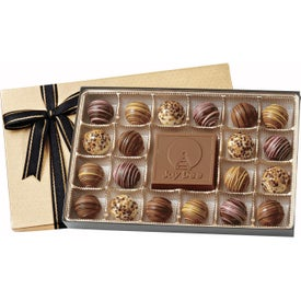 Truffle Gift Box with 20 Truffles