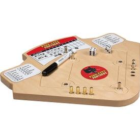 Baseball Executive Wooden Board Game