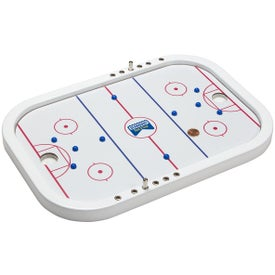 Penny Hockey Executive Wooden Board Game