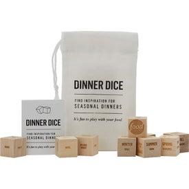 Python Dinner Dice Game