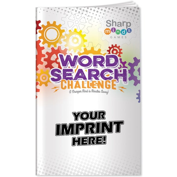 See Item Sharp Minds Word Search Challenge