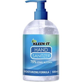 75% Alcohol Hand Sanitizer (16.9 Oz.)