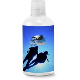 Alcohol-Free Antibacterial Hand Sanitizer Gel (8 Oz.)