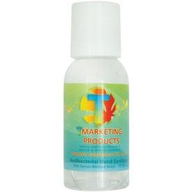 Antibacterial Hand Sanitizer (1 Oz.)