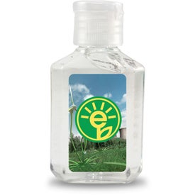 Antibacterial Hand Sanitizer Gel (2 Oz., 1.76