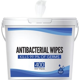 Antibacterial Wet Wipes - 400 Counts