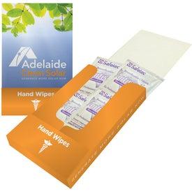 Antiseptic Hand Wipes Pocket Kit