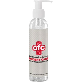 Sanitizer in Bottle with Pump (8 Oz.)