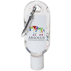 Clip-It Moisture Bead Hand Sanitizer (1 Oz.)