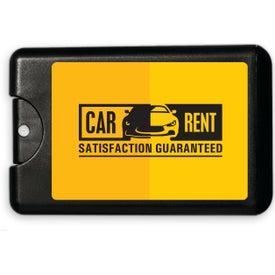 Credit Card Hand Sanitizer Spray