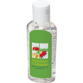 Gel Moisture Bead Hand Sanitizer (2 Oz.)