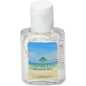 Half Ounce Moisture Bead Hand Sanitizer (0.5 Oz.)