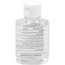 Hand Sanitizer Antibacterial Gel (2 Oz.)