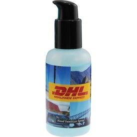 Hand Sanitizer Gel in Pump Bottle (4 Oz.)