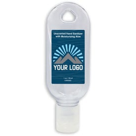 Hand Sanitizer Gel Tottle (1 Oz.)