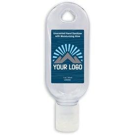 Hand Sanitizer Gel Tottle (1 Oz.)