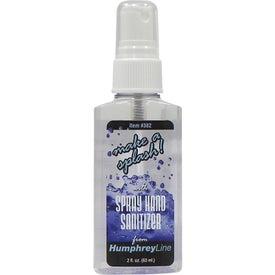 Hand Sanitizer Spray (2 Oz.)