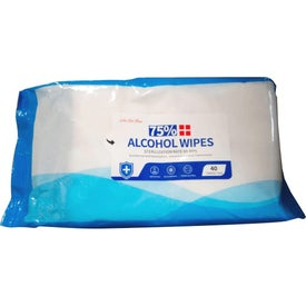 MagiCare Pack of 40 Alcohol Wipes