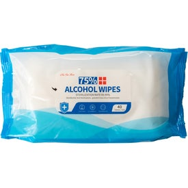 MagiCare Alcohol Wipes with 75% Alcohols