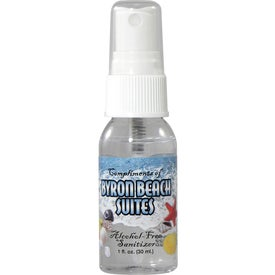 Non-Alcohol Spray Sanitizer (1 Oz.)