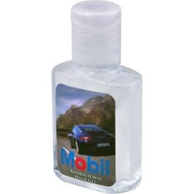 Pocket Hand Sanitizer Gel (0.5 Oz.)