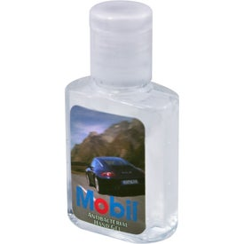 Pocket Hand Sanitizer Gel (0.5 Oz.)