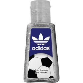 Sanitizer in Trapezoid Bottle (1 Oz.)
