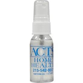 Spray Sanitizer (1 Oz.)