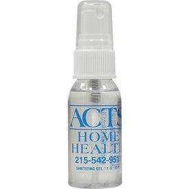 Spray Sanitizer (1 Oz.)