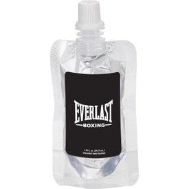Squeeze Pouch Clear Sanitizer (1 Oz.)