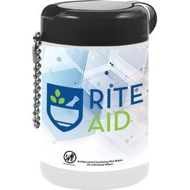Tek-Wipes Antibacterial Wet Wipes (30 count)