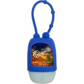 Travel Antibacterial Hand Sanitizer (1 Oz.)