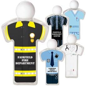 Monogrammed Uniform Hand Sanitizer