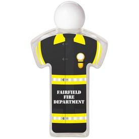 Printed Uniform Hand Sanitizer