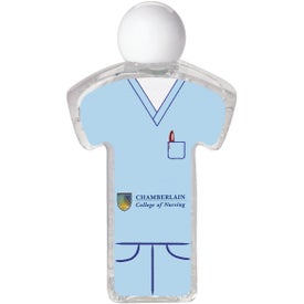 Personalized Uniform Hand Sanitizer