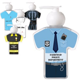 Uniform Hand Sanitizer Pump (5.3 Oz.)