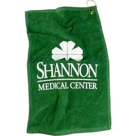 """11"""" x 18"""" Golf Towel - Colors"""