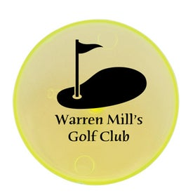 "15/16"" Ball Marker with Your Logo"